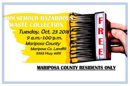 Household Hazardous Waste graphic