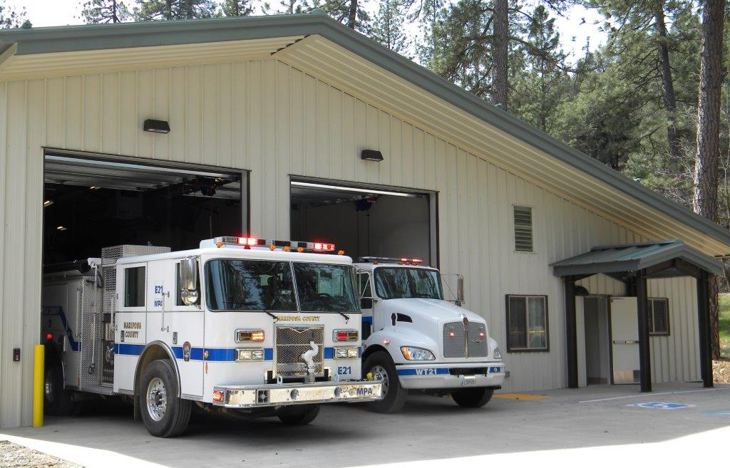 Midpines Station 21