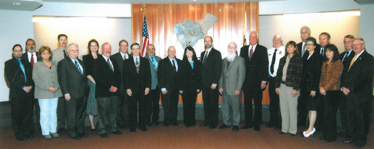 2013 Department Heads