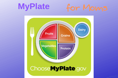 MyPlate for Moms